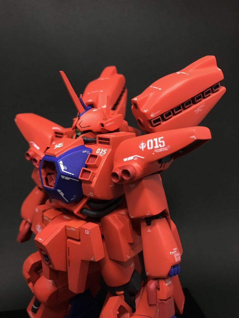 1/144  AMX-015 ゲーマルク アピールショット4