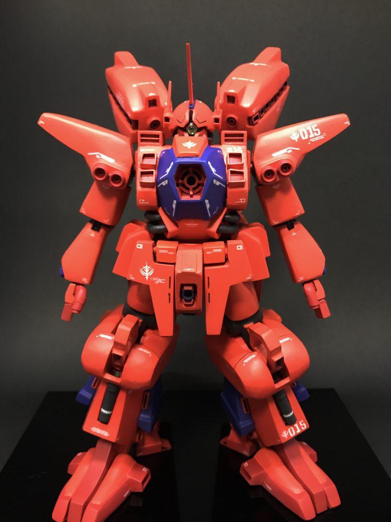 1/144  AMX-015 ゲーマルク アピールショット1