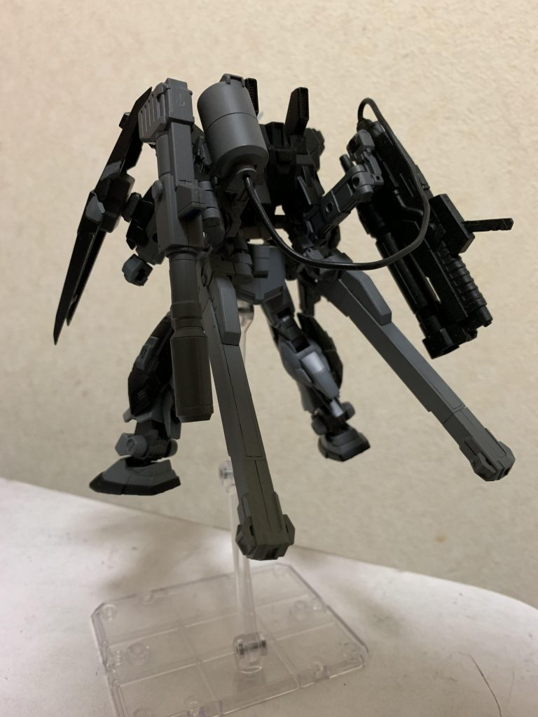 RX-82 ベルセルク 制作工程4