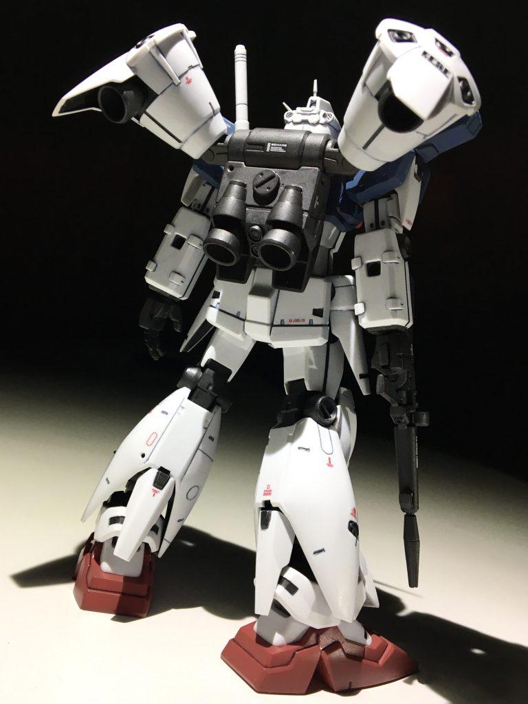 GP01-fb(ガンダム 試作1号機フルバーニアン) アピールショット2
