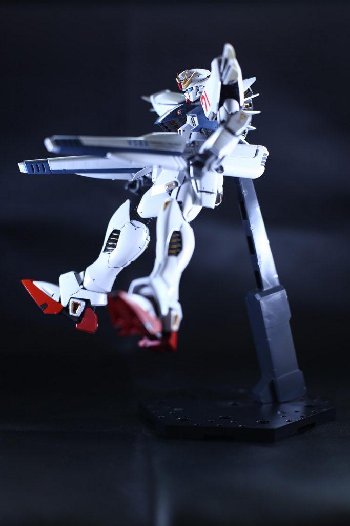 F91 アピールショット1