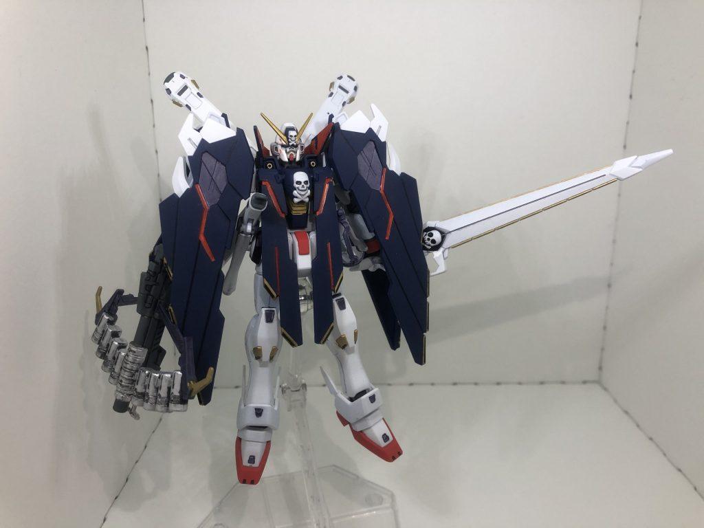 HG クロスボーン・ガンダムX1フルクロス アピールショット2