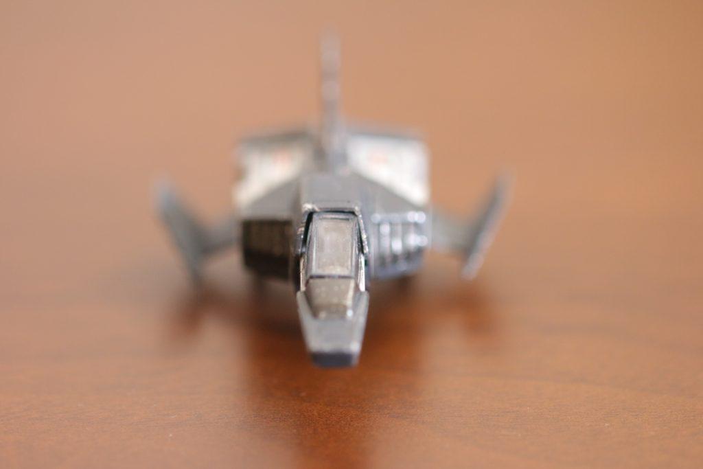 MG 1/100 コアファイター (マグノリア・マウンテン隊仕様) アピールショット2