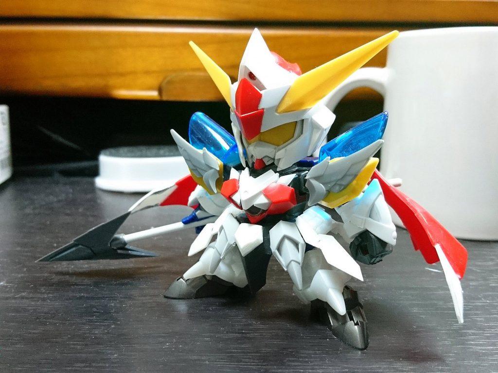 騎士AGE-FX 制作工程1