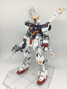 クロスボーンガンダムX1(初投稿)