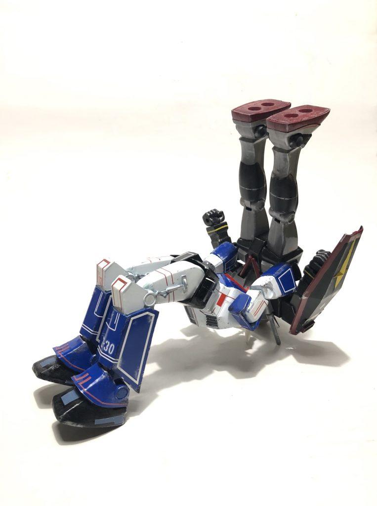 ザ☆アニメージ1/76「バトルスーツ バイソン」 アピールショット8