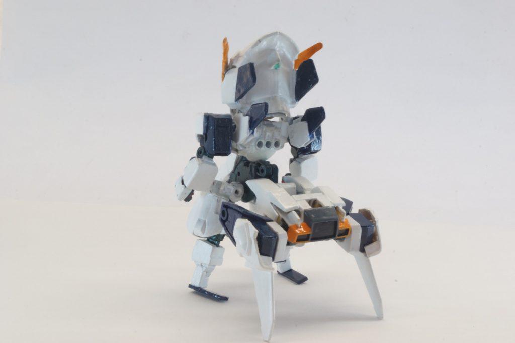 RX-124 ガンダムTR-Xリライト[ウーンドウォート] アピールショット2