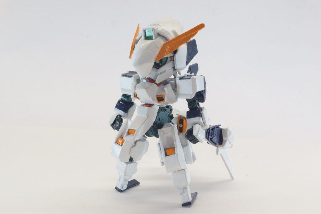 RX-124 ガンダムTR-Xリライト[ウーンドウォート] アピールショット1