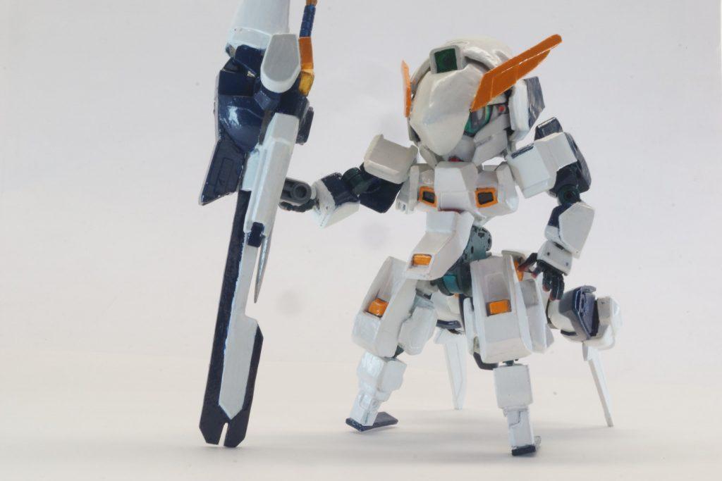 RX-124 ガンダムTR-Xリライト[ウーンドウォート] アピールショット4