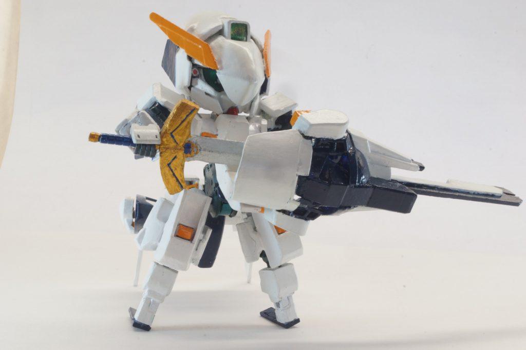 RX-124 ガンダムTR-Xリライト[ウーンドウォート] アピールショット5
