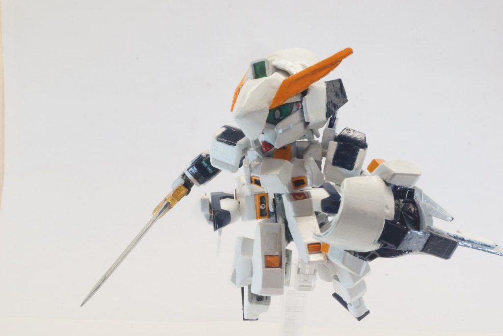 RX-124 ガンダムTR-Xリライト[ウーンドウォート] アピールショット6