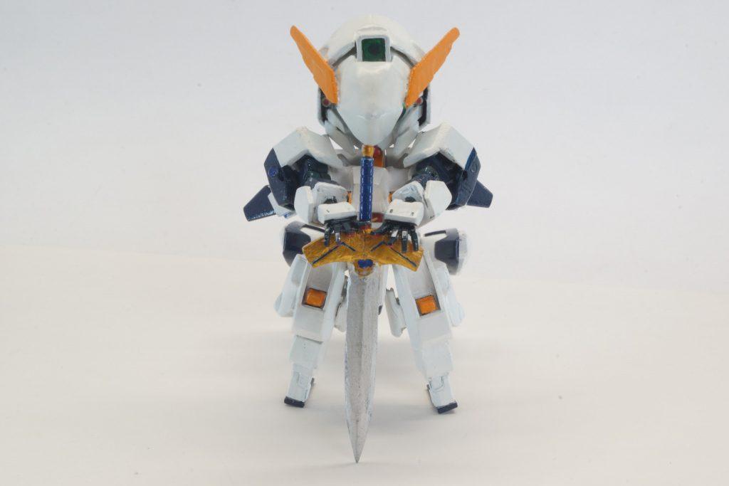 RX-124 ガンダムTR-Xリライト[ウーンドウォート] 制作工程8