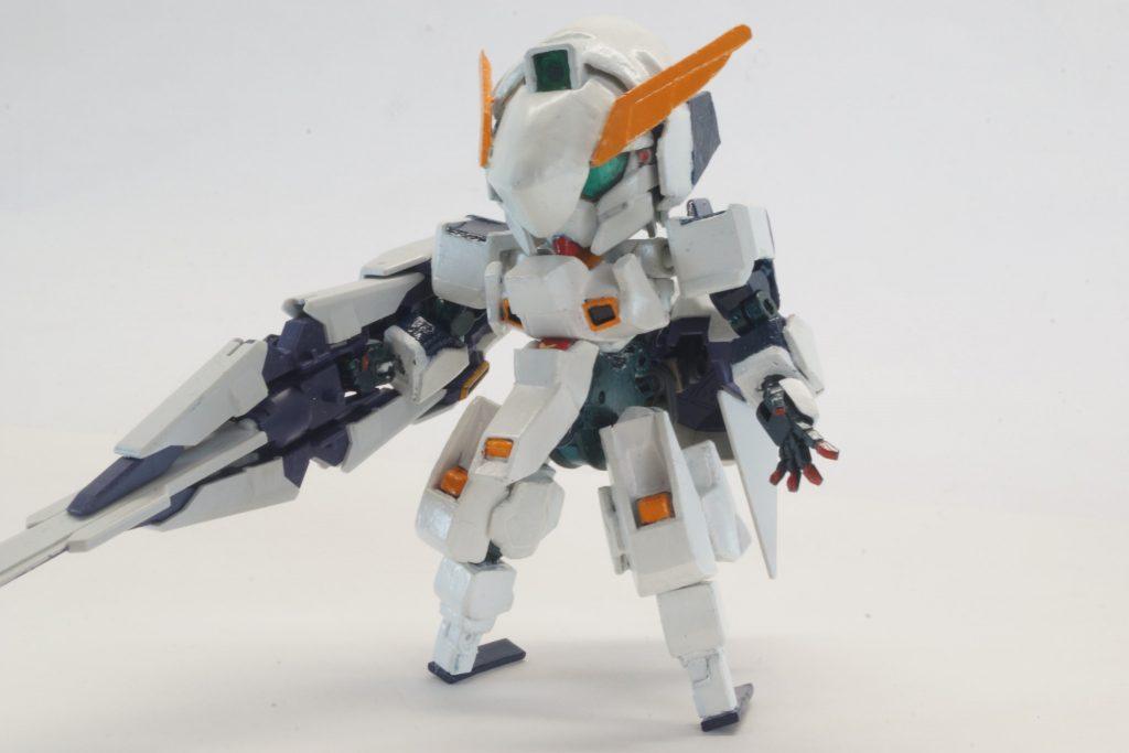 RX-124 ガンダムTR-Xリライト[ウーンドウォート] アピールショット7