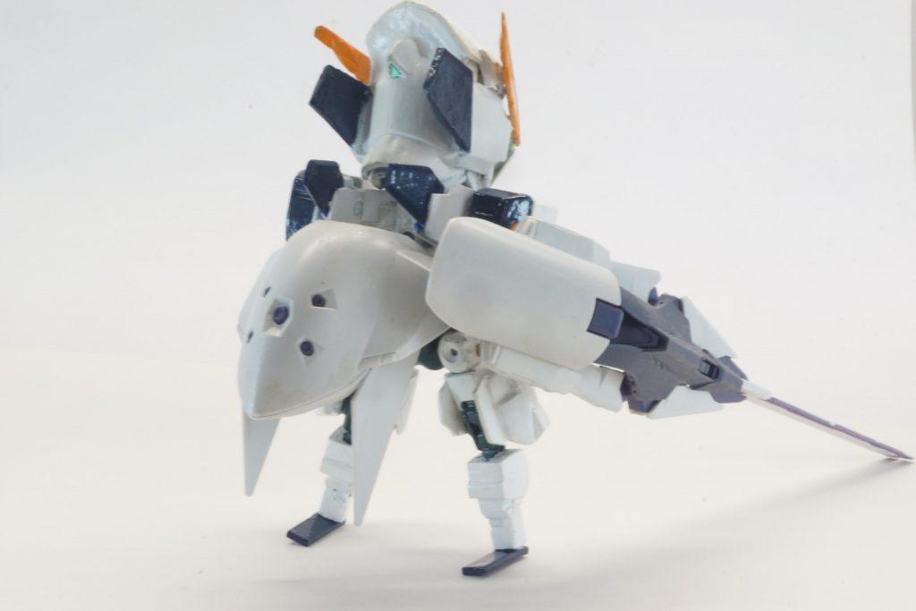RX-124 ガンダムTR-Xリライト[ウーンドウォート] アピールショット8