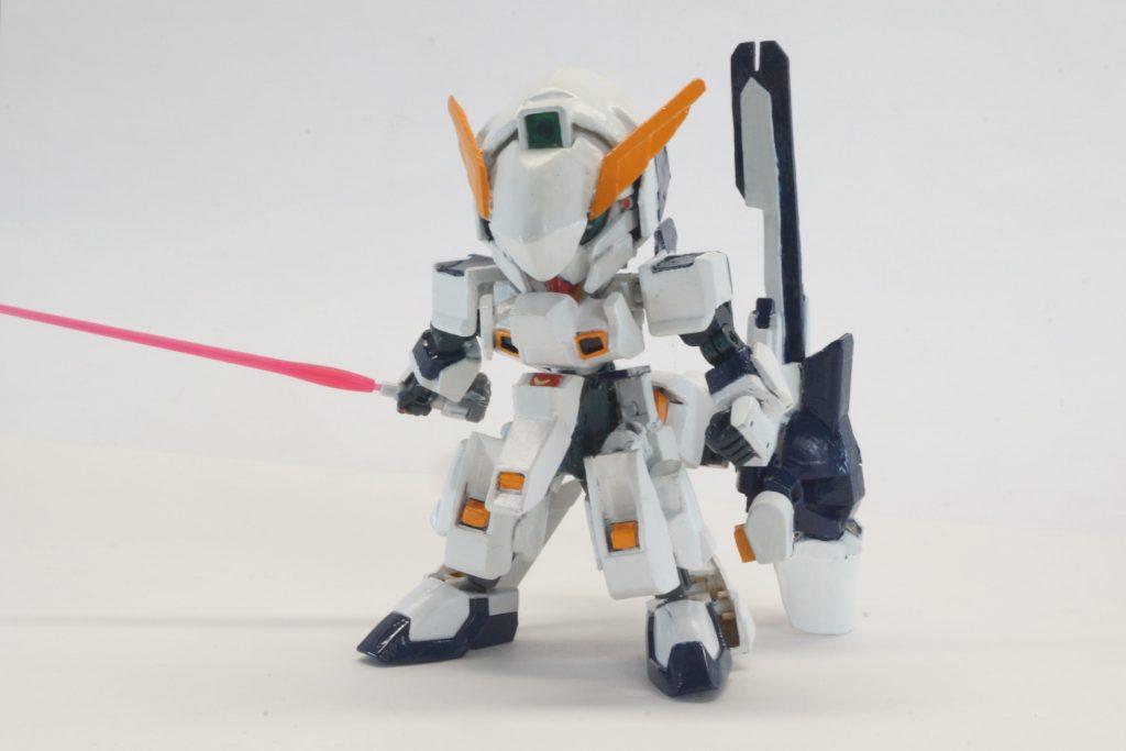 RX-124 ガンダムTR-Xリライト[ウーンドウォート] 制作工程3