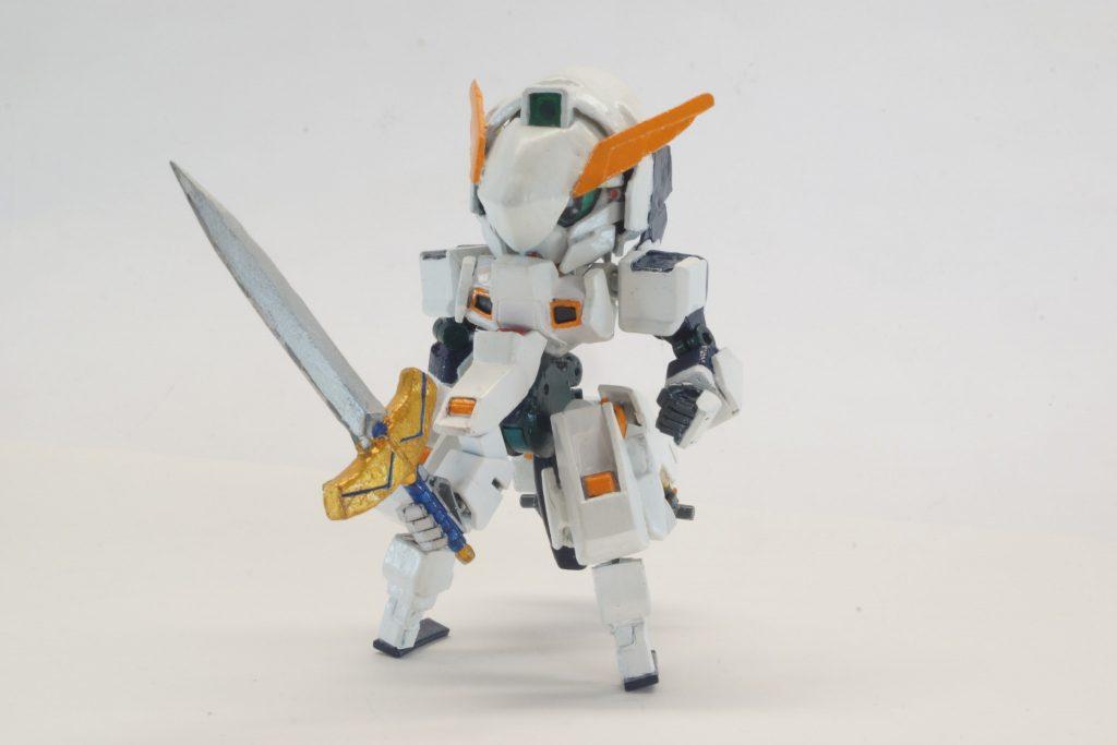 RX-124 ガンダムTR-Xリライト[ウーンドウォート] 制作工程5