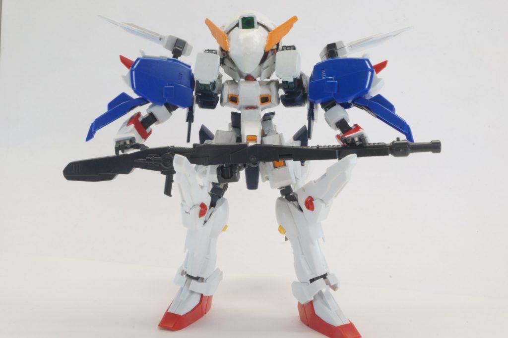 RX-124 ガンダムTR-Xリライト[ウーンドウォート] 制作工程6