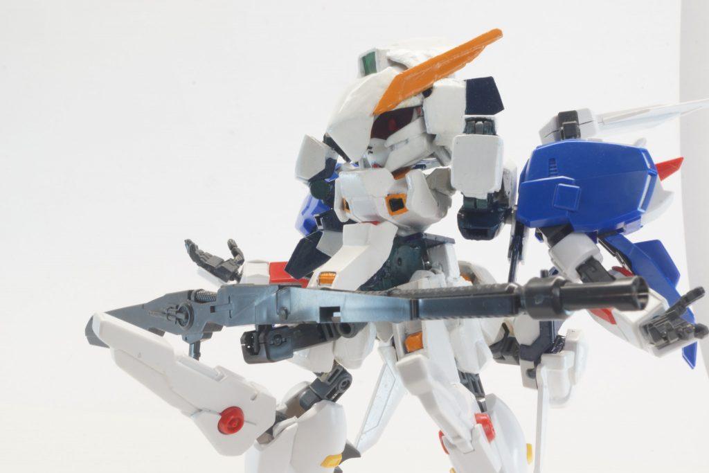 RX-124 ガンダムTR-Xリライト[ウーンドウォート] 制作工程7
