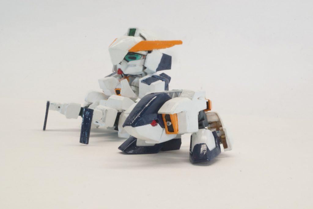 RX-124 ガンダムTR-Xリライト[ウーンドウォート] 制作工程2