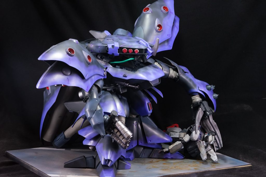 MSN-04ⅡF Flower crab アピールショット1