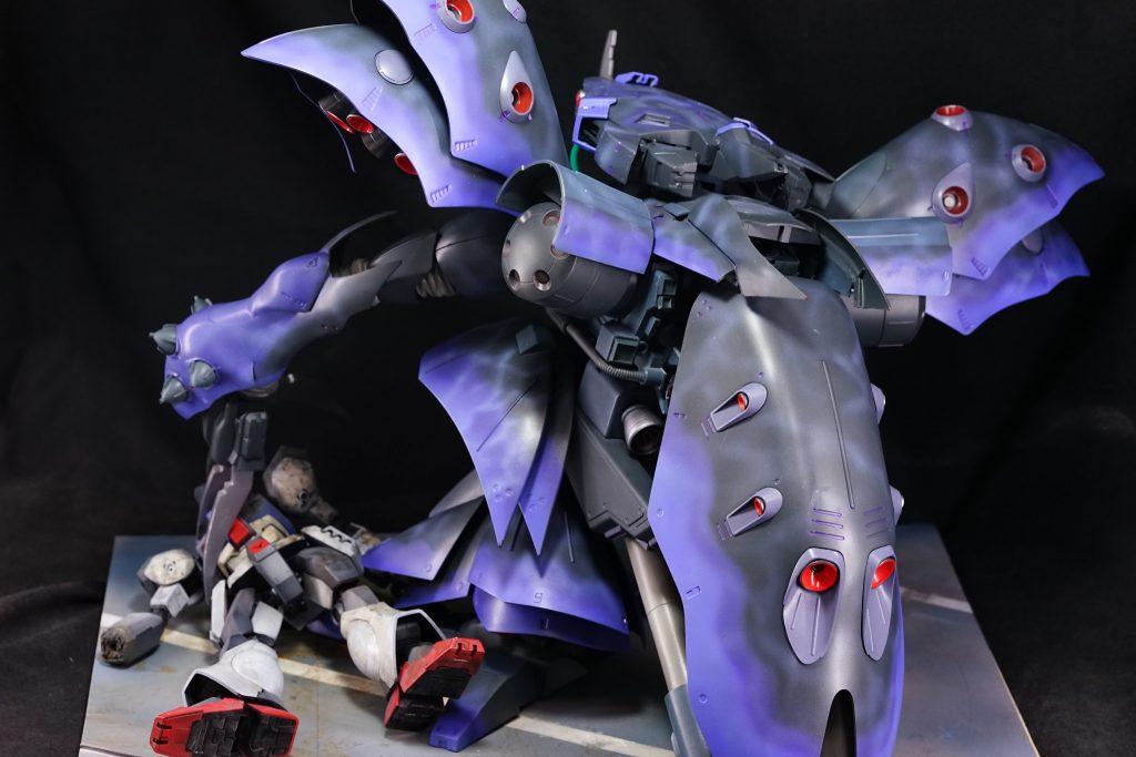 MSN-04ⅡF Flower crab アピールショット3