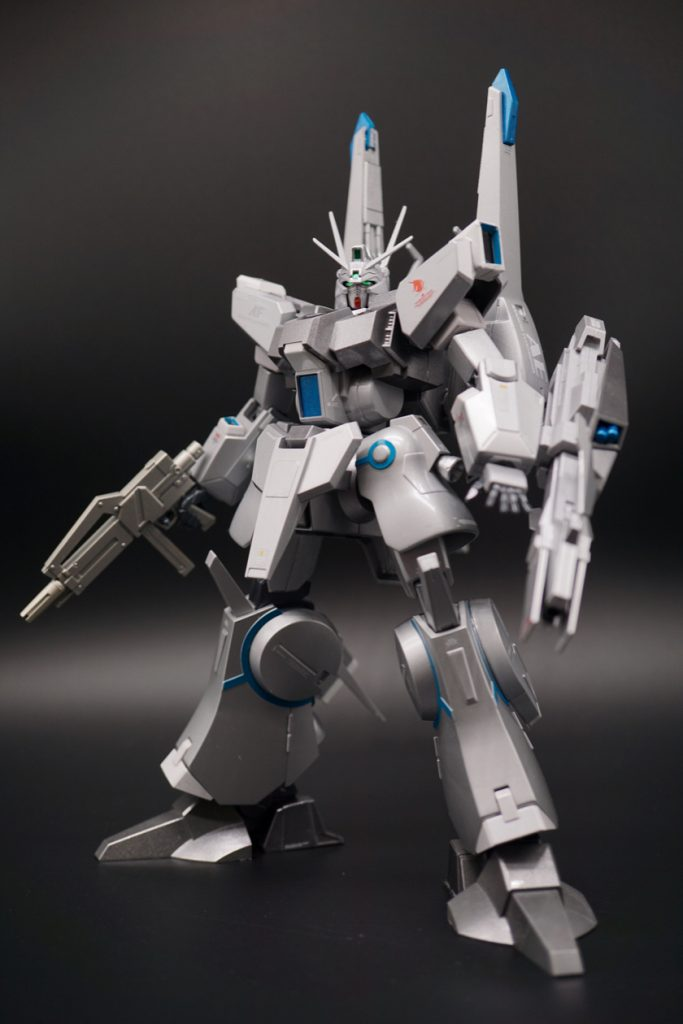 HGUC ARX-014 シルヴァ・バレト アピールショット1