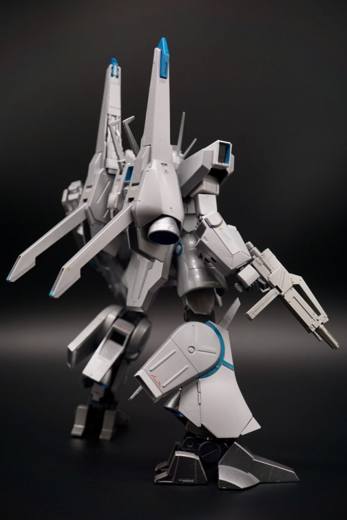 HGUC ARX-014 シルヴァ・バレト アピールショット2