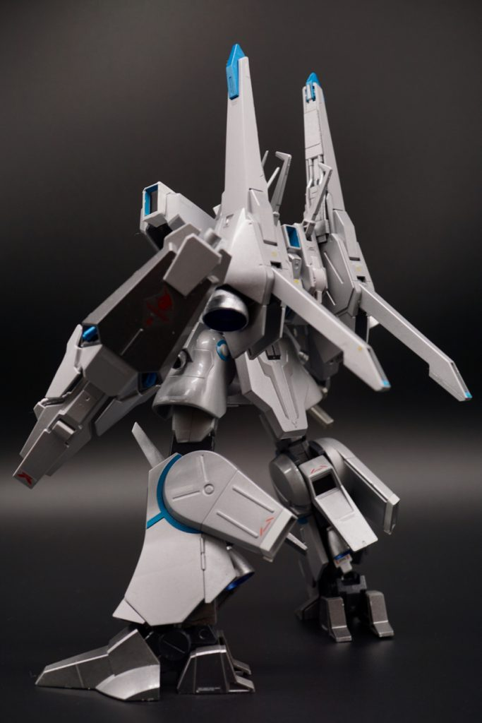 HGUC ARX-014 シルヴァ・バレト アピールショット4