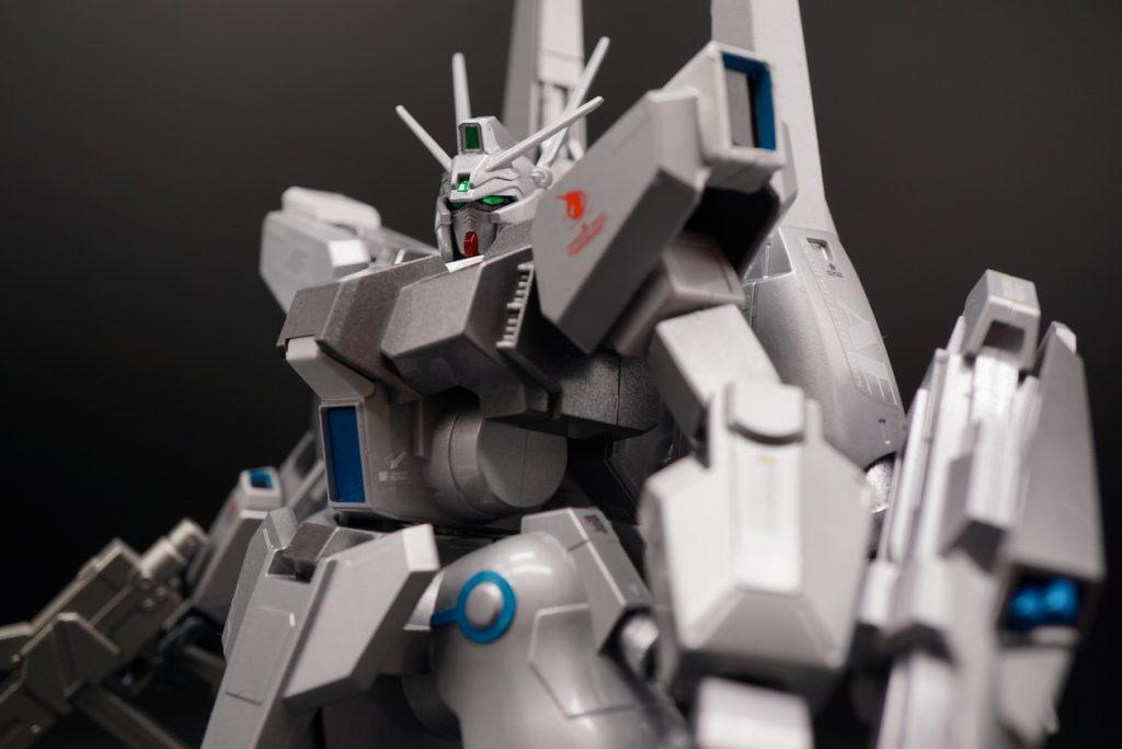HGUC ARX-014 シルヴァ・バレト アピールショット5