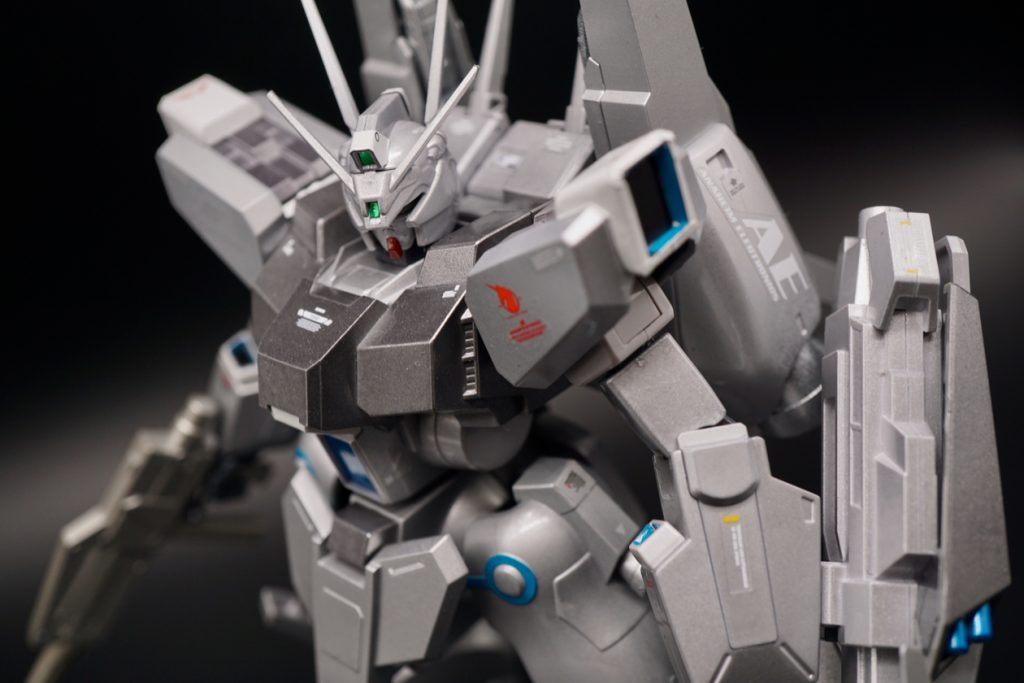 HGUC ARX-014 シルヴァ・バレト 制作工程4