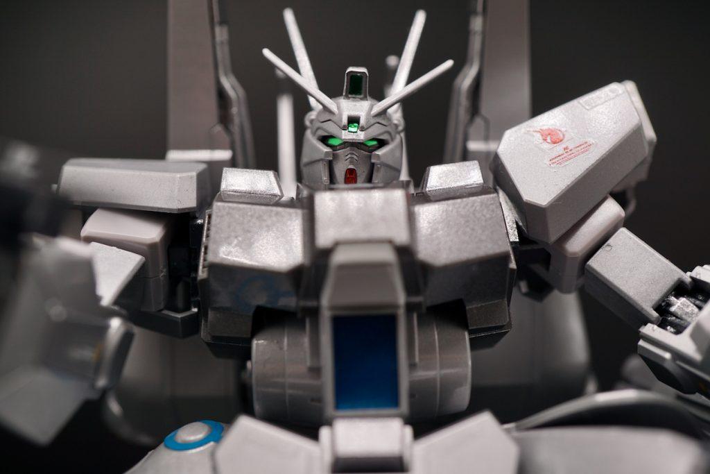 HGUC ARX-014 シルヴァ・バレト アピールショット6