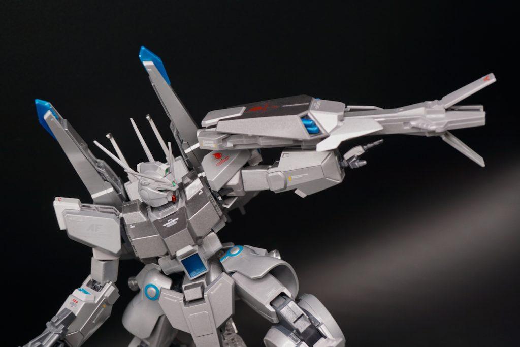 HGUC ARX-014 シルヴァ・バレト 制作工程1