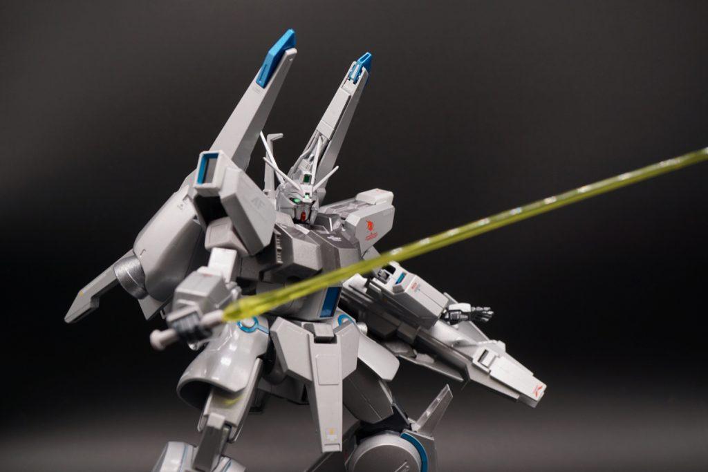 HGUC ARX-014 シルヴァ・バレト 制作工程3