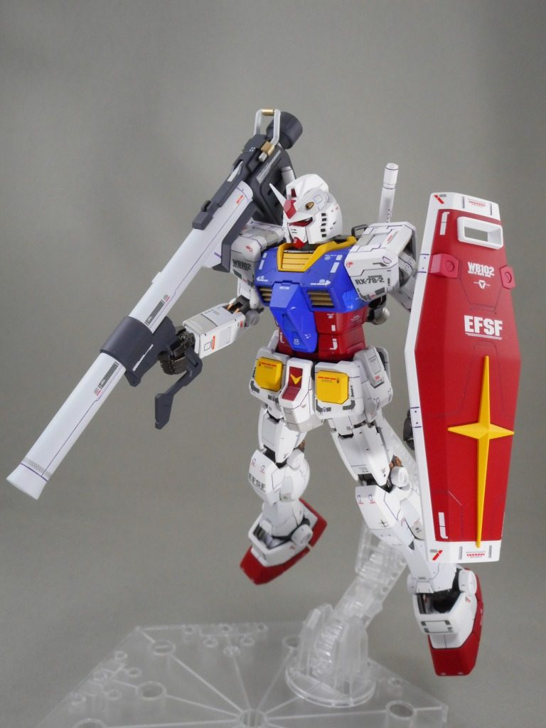 RG RX-78-2 GUNDAM アピールショット7