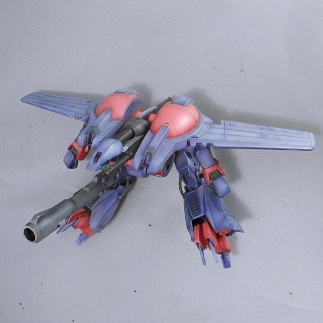 大気圏内飛行型ガザE