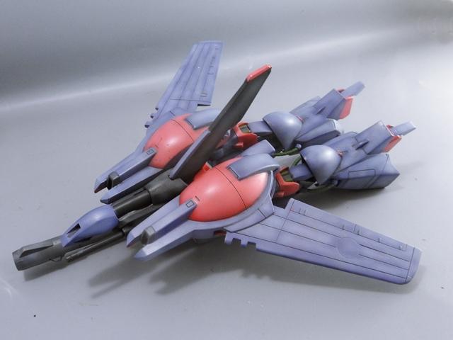 大気圏内飛行型ガザE アピールショット1