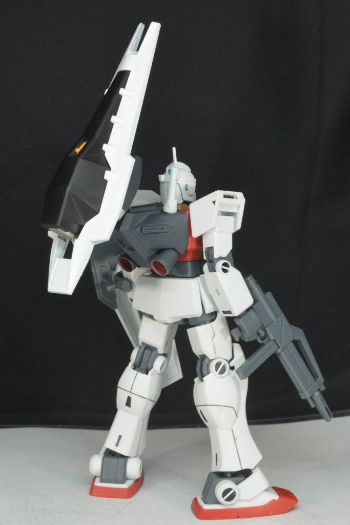 ジムⅡ(改修機) アピールショット2