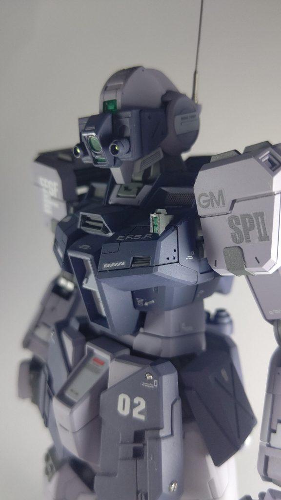 MGジム・スナイパーⅡ  ジムガイスト アピールショット4