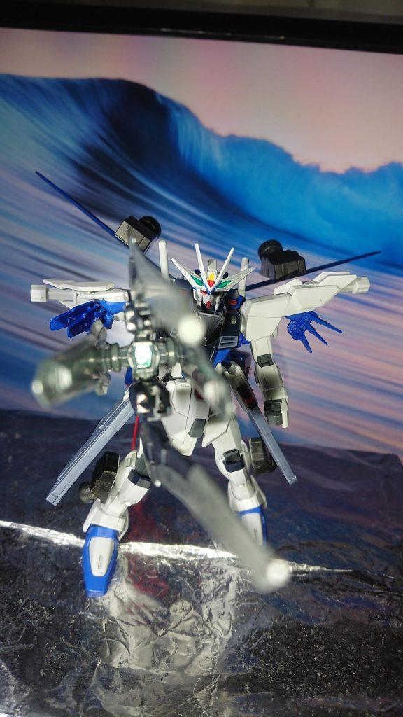 Comet  γῆ  Freedom Gundam 制作工程2