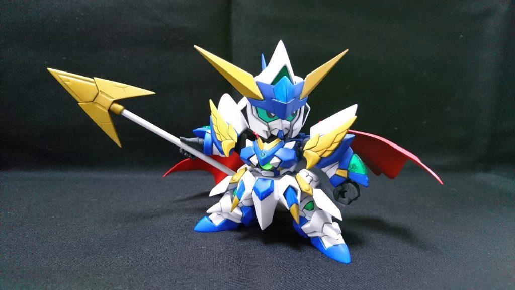 騎士AGE-FX アピールショット2