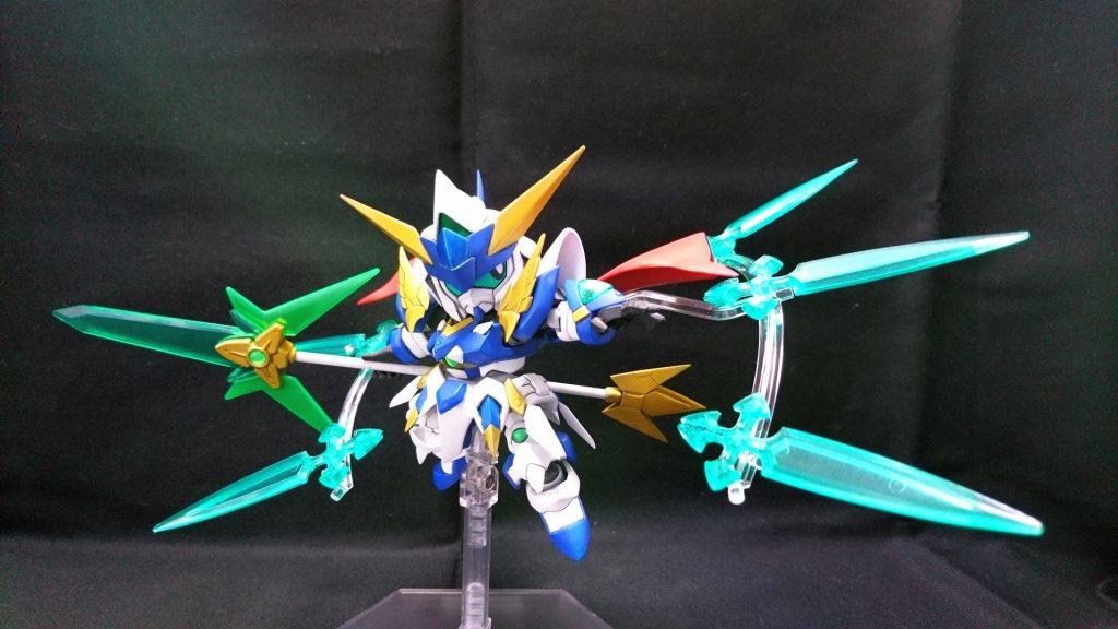 騎士AGE-FX アピールショット7