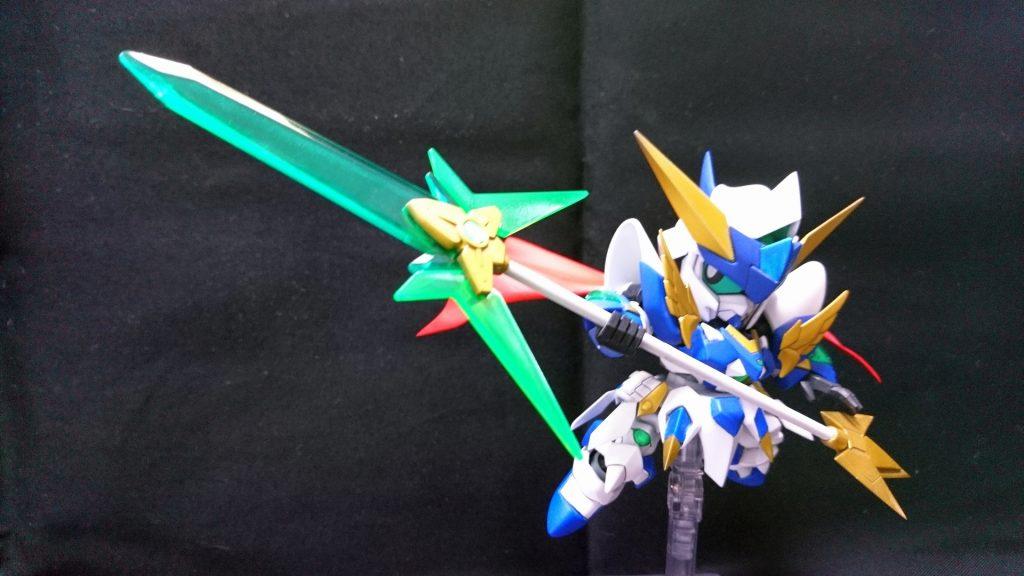 騎士AGE-FX アピールショット6