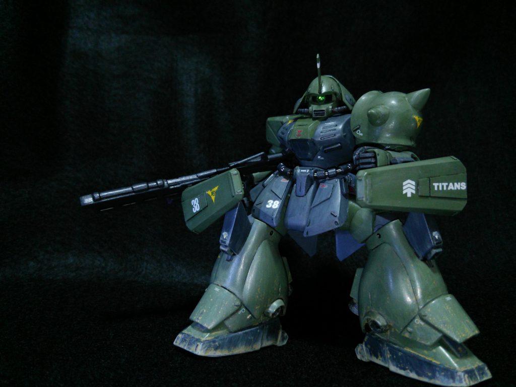 陸戦型マラサイ アピールショット3