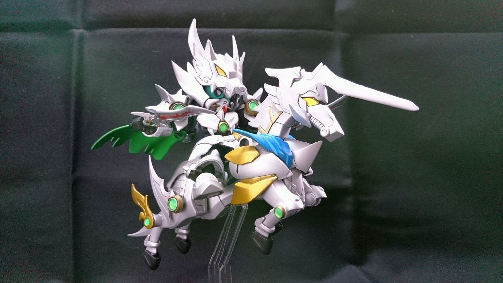 白銀の騎士 アピールショット6