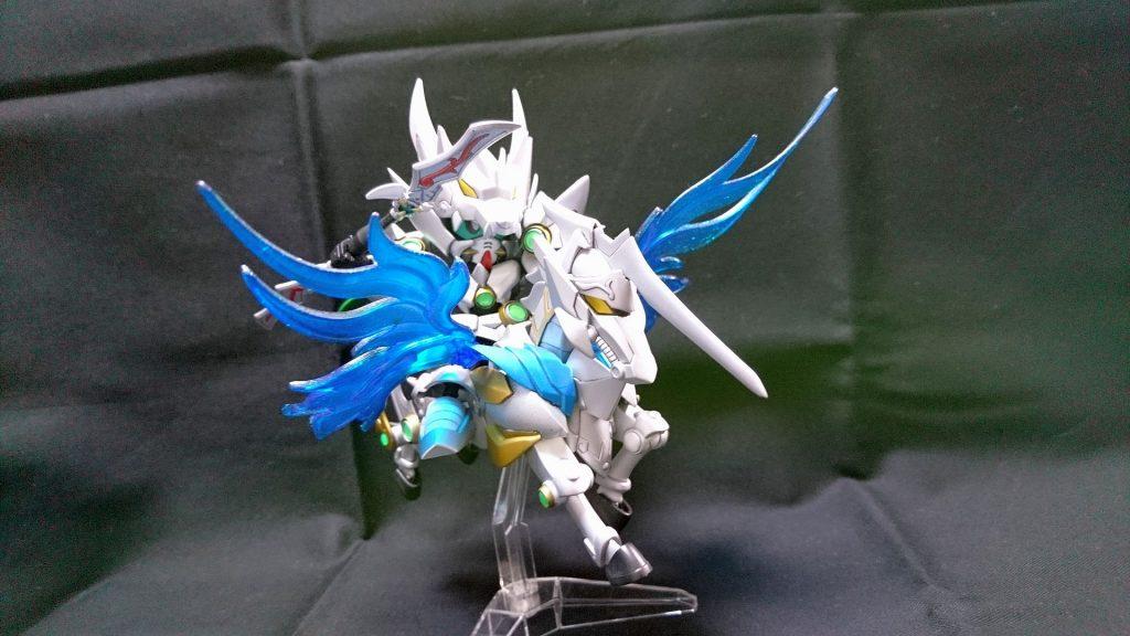 白銀の騎士 アピールショット8