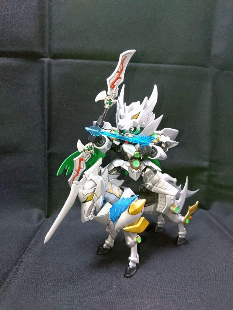 白銀の騎士 アピールショット7