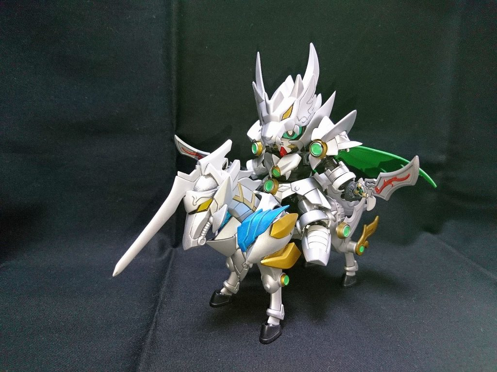 白銀の騎士 アピールショット5