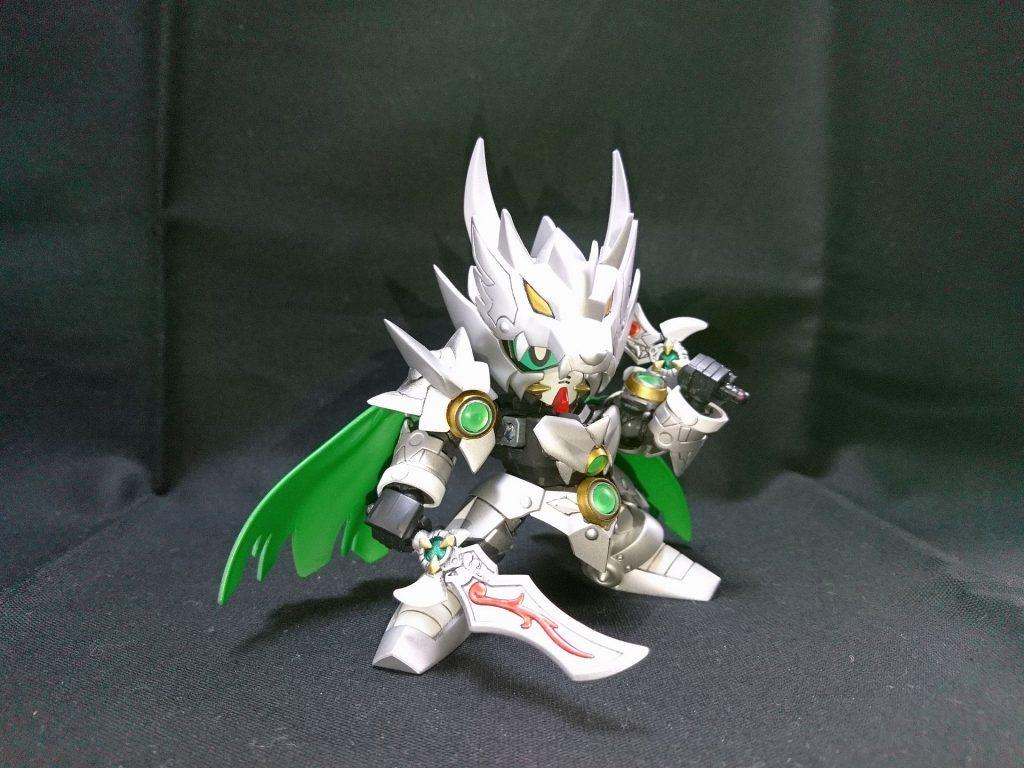 白銀の騎士