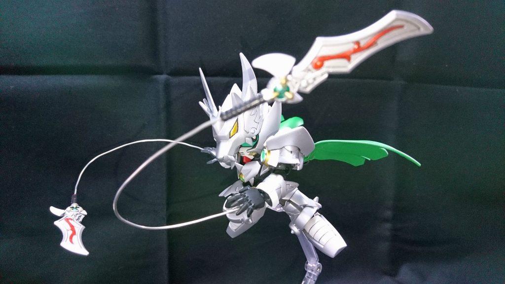 白銀の騎士 アピールショット3
