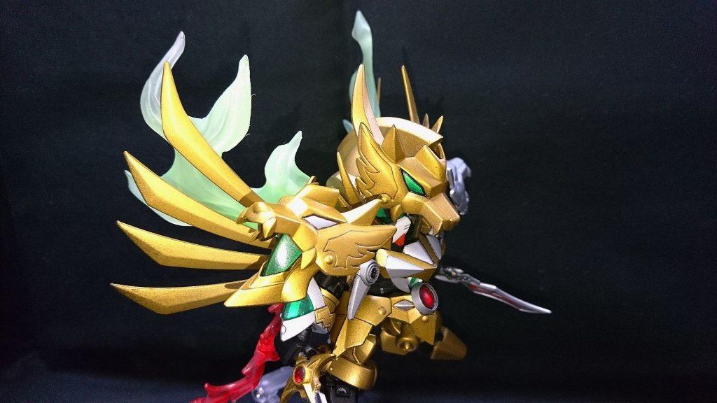 黄金の騎士 -双烈融身- アピールショット2
